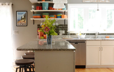 USA Houzz: A Cool Coastal Home Named 'Mystic Rock'