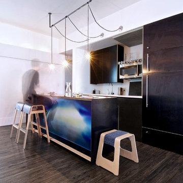 My Houzz: Creative Open-Concept Home in Toronto