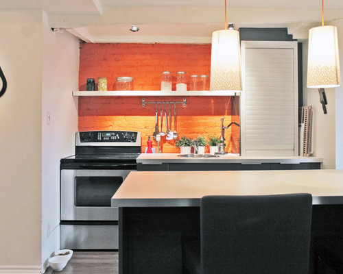Popular kitchen wall colors houzz - Popular kitchen wall colors ...