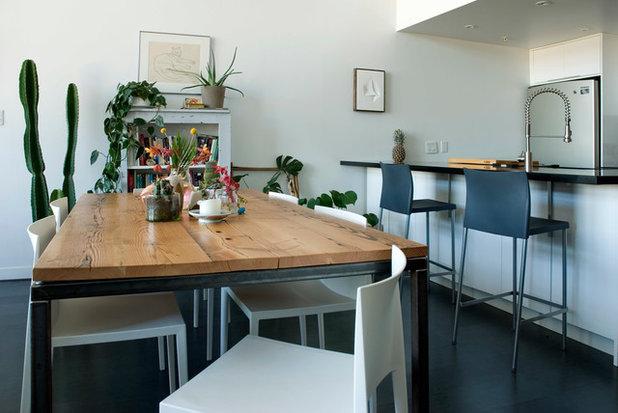 My Houzz: Creativity Personalizes a Vancouver Loft