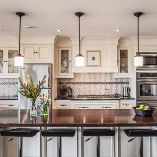My Houzz: Custom Transitional Home With Ocean View