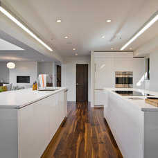 Modern Kitchen by Lucy Call