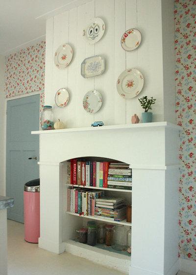 eine hei e sache die 11 sch nsten deko kamine. Black Bedroom Furniture Sets. Home Design Ideas