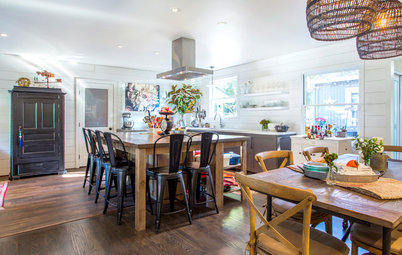 Dinner Party Frustrations Prompt a Kitchen Remodel