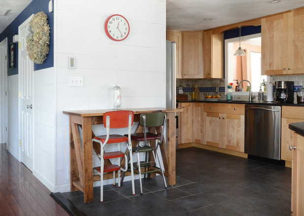 Traditional Kitchen by Design Fixation [Faith Provencher]