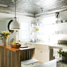 Eclectic Kitchen by Mina Brinkey