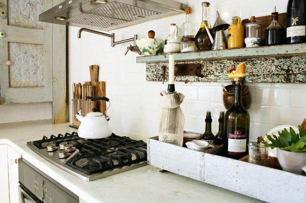 Eclectic Kitchen by Mina Brinkey