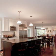Transitional Kitchen by Mary Prince