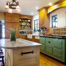 Historic Kitchens