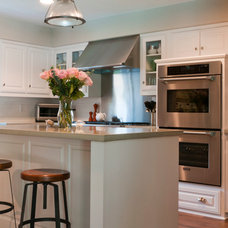 Transitional Kitchen by Angela Flournoy