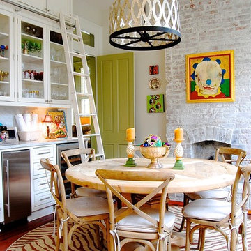 My Houzz: Eye Candy Colors Fill an 1800s New Orleans Victorian