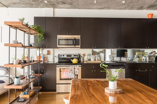 Eclectic Kitchen by SEN Creative