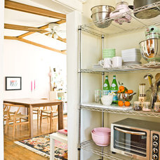 Eclectic Kitchen by Cynthia Lynn Photography