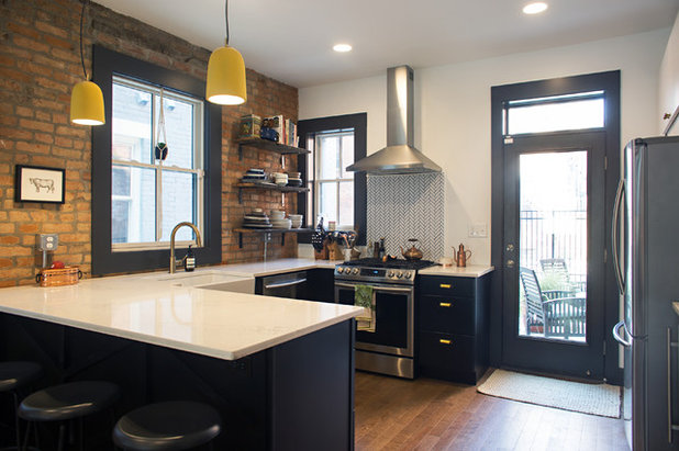 Industrial Kitchen by Parisi Images
