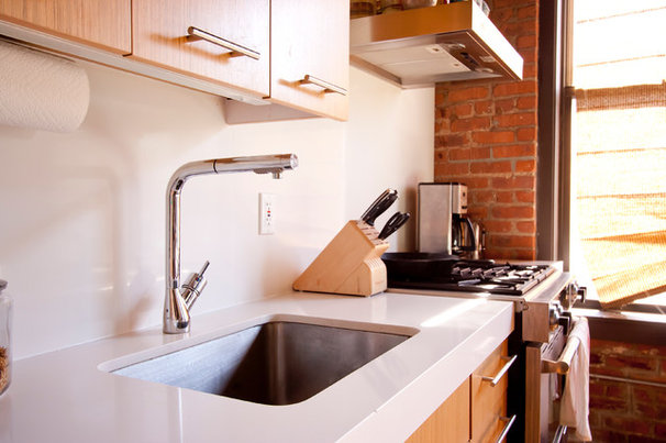 Industrial Kitchen by Chris A. Dorsey Photography