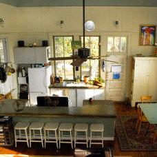 Industrial Kitchen by Kara Mosher