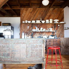 Farmhouse Kitchen by Tess Fine