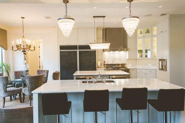 Awesome Traditional Kitchen by Heather Banks