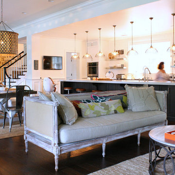 My Houzz: Home Full of Boys Achieves Order and Inspiration