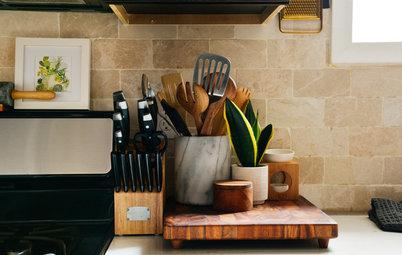 Flash tendencias: Macetas pequeñas para decorar la cocina
