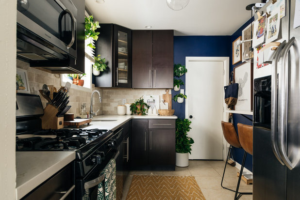 Eclectic Kitchen by Hado Photo