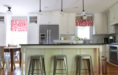 My Houzz: Kitchen Remodel Unifies a 1950s Texas Ranch House