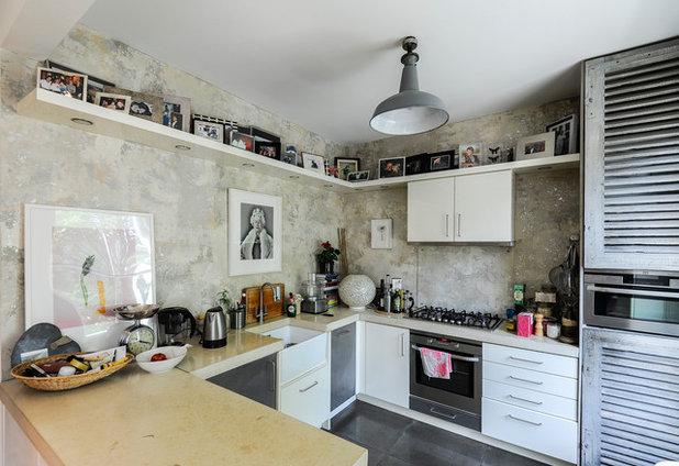 Eclectic Kitchen My Houzz:
