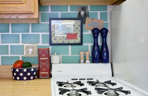 エクレクティック キッチン by Chris A Dorsey Photography