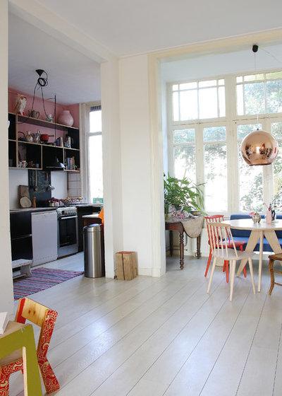 Eklektisch Küche by Holly Marder