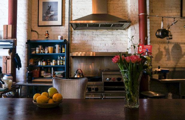 Industrial Kitchen by STRUKTR Studios Photography