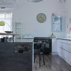 Eclectic Kitchen by Esther Hershcovich
