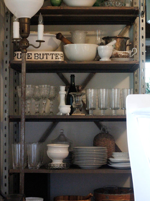 Galvanized Shelves Ideas Pictures Remodel And Decor
