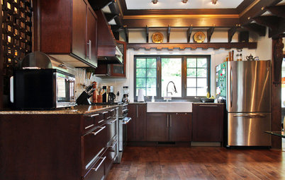 My Houzz: Medieval Meets Contemporary in Montreal