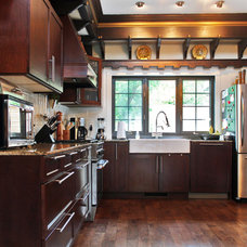 Eclectic Kitchen by Laura Garner