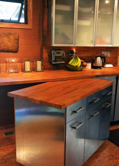 Eclectic Kitchen by Robert Burns