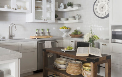 Shop Houzz: A Surprise Remodel From Mila Kunis