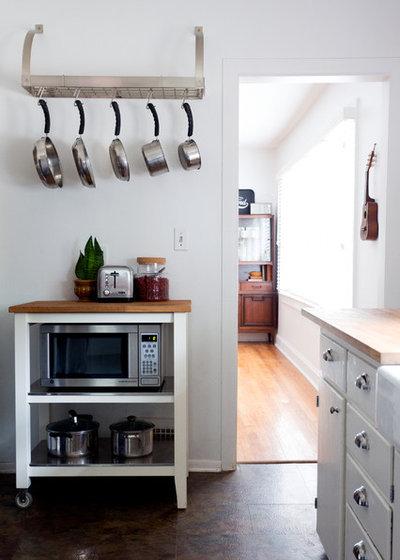 Best Midcentury Kitchen by Jessica Cain