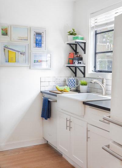Eclectic Kitchen by STRUKTR Studios Photography