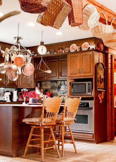 Country Kitchen by Rikki Snyder