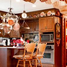 Farmhouse Kitchen by Rikki Snyder
