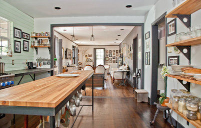 My Houzz: Family Memories and Personal Details in Texas