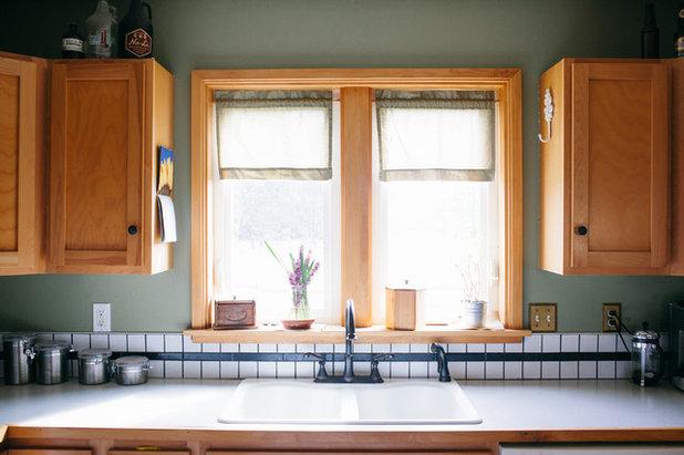 Landhausstil Küche by Ellie Lillstrom Photography