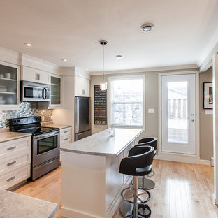 My Houzz: Open Concept Apartment Above Retail In Downtown St. John's