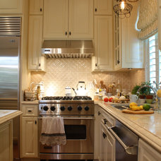 Eclectic Kitchen by Shannon Malone