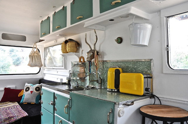 Preferenza 12 Idee Arredo per il Restyling di Caravan o Roulotte XC02