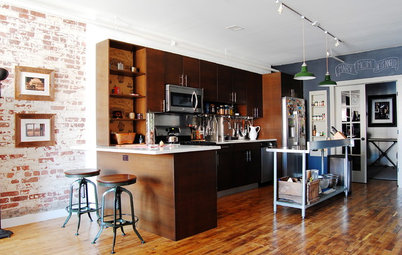 Simple My Houzz My Houzz Raw Meets Refined in an Open Brooklyn Loft