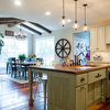 My Houzz: Reclaimed Wood and Vintage Finds in an Ohio New Build