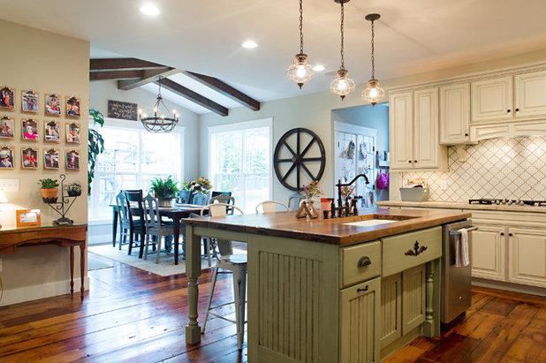 Farmhouse Kitchen by Parisi Images