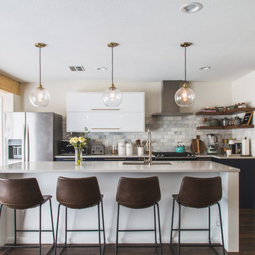 My Houzz: Refreshing Makeover for a 1960s Ranch in Texas