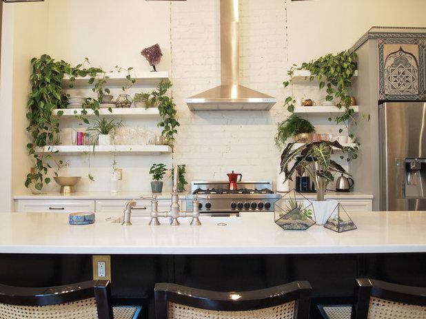Eclectic Kitchen by Kayla Stark